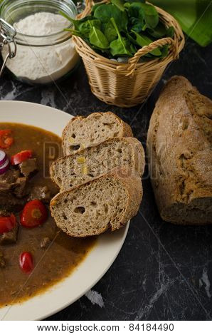 Original Czech Beef Goulash