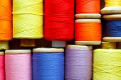 pic of rayon  - Details of production of textile and clothing industry - JPG