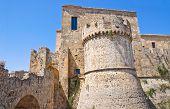 picture of swabian  - Swabian Castle of Rocca Imperiale - JPG
