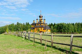 stock photo of prophets  - Belarus Dudutki - JPG