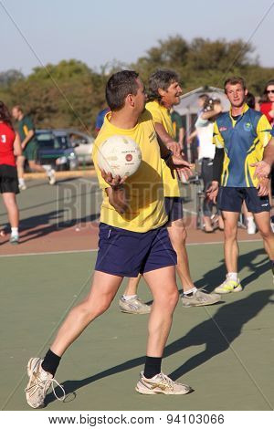 Korfball League Mens Games