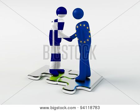 Business Partners Greece and European Union