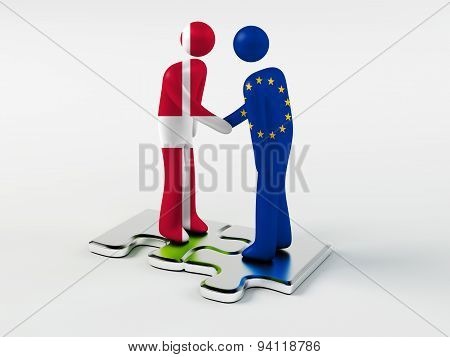 Business Partners Denmark and European Union