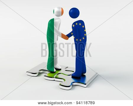 Business Partners Ireland and European Union