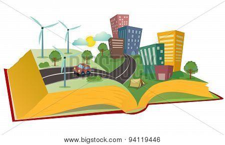 Environmental book