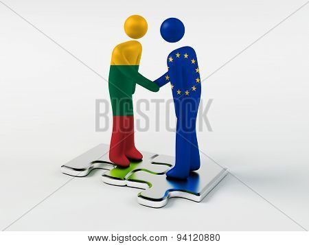 Business Partners Lithuania and European Union