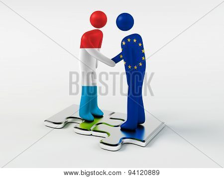 Business Partners Luxembourg and European Union