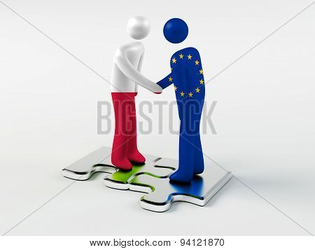 Business Partners Poland and European Union