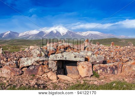 Ancient Observatory In Armenia