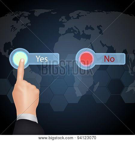 Hand Choose