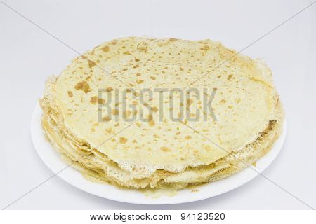 Crepes - French Dessert