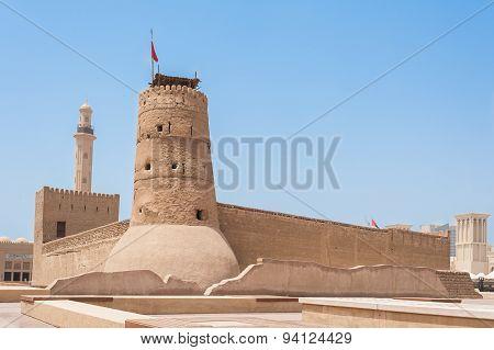 Al Fahidi Fort ,dubai
