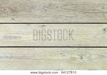 Old Green Grungy Wooden Texture