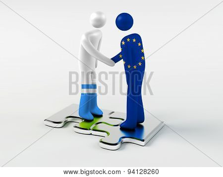 Business Partners Altai Republic and European Union