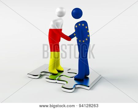 Business Partners South Ossetia and European Union