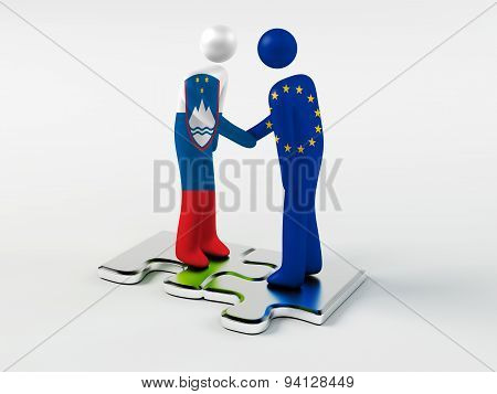 Business Partners Slovenia and European Union