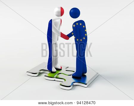 Business Partners France and European Union