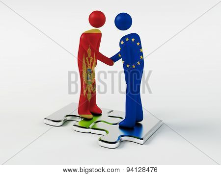 Business Partners Montenegro and European Union