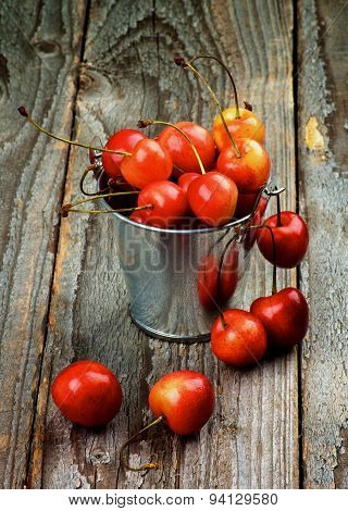 Sweet Maraschino Cherries
