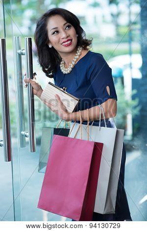 Glamorous Vietnamese Woman