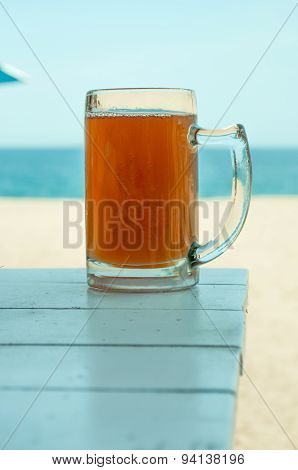 Pint And The Sea