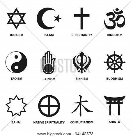 Religious Sign And Symbols