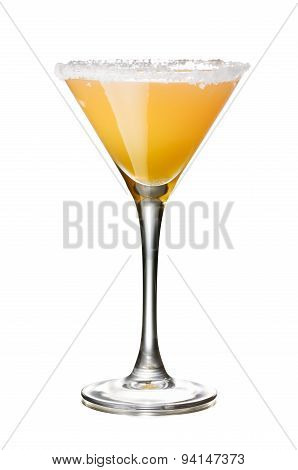 Sidecar Alcoholic Cocktail