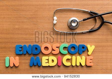 Endoscopy In Medicine