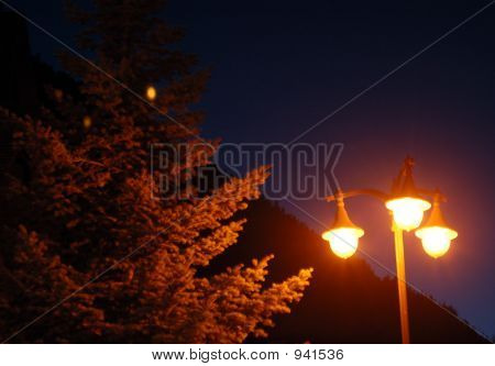 Night Street Lamp