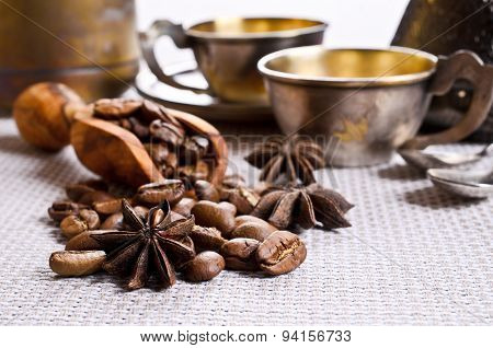 Coffee And Star Anise