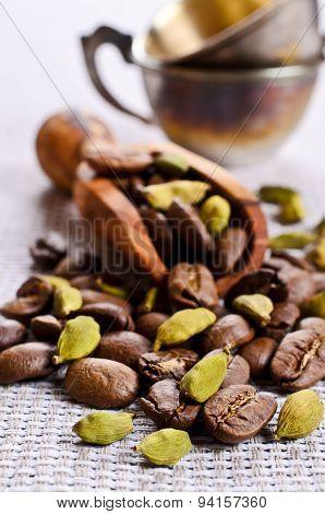 Coffee And Cardamom