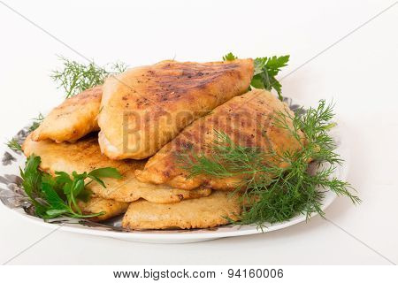 Pasties On The Plate