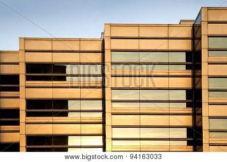Modern Archetecture In Detroit