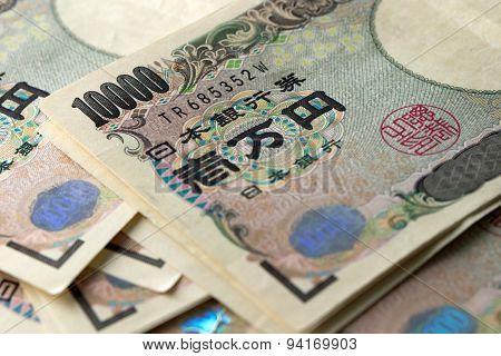 Japanese Yens