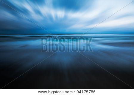 Stormy Blue