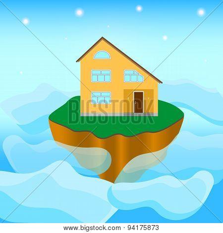 House On The Island
