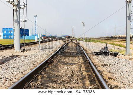 Freight Train Tracks