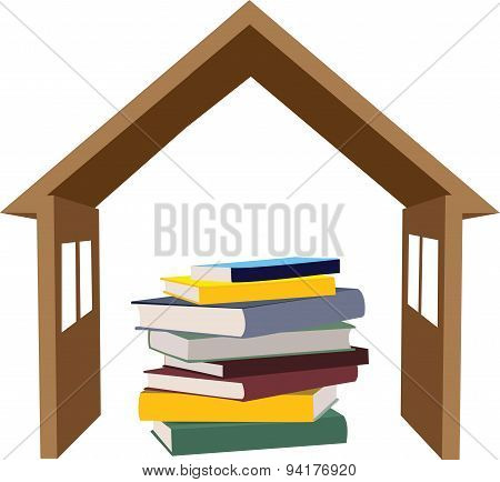 the book home