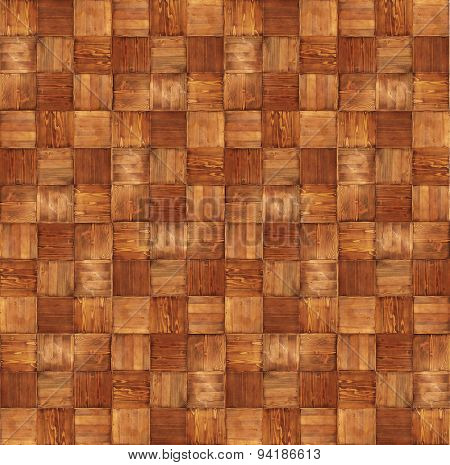 Oak parquet wood texture