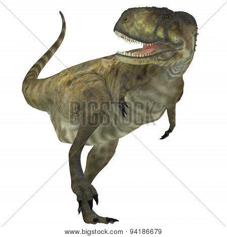 Abelisaurus Predator