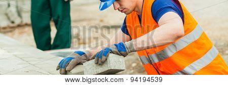 Building New Pavement