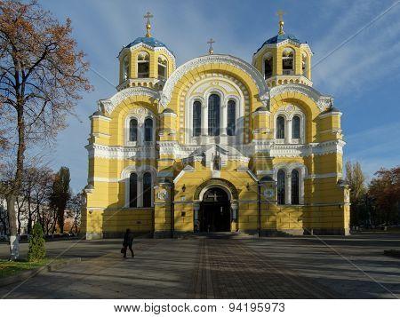 Vladimir Cathedral Kiev