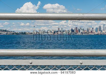 Sunny Seattle Skyline 9