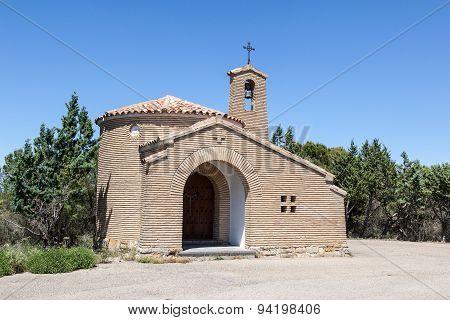 Small Chapel In Spain