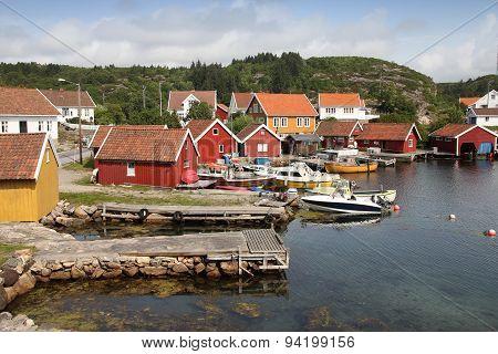 Sorlandet, Norway