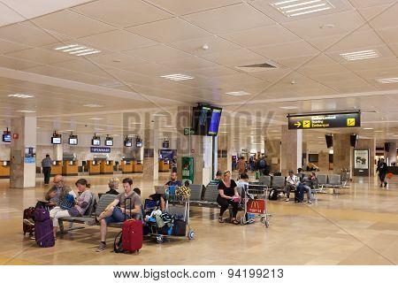 Girona Airport, Spain