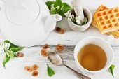 image of nettle  - nettle tea - JPG