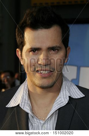 John Leguizamo at the World premiere of 'Ice Age 2: The Meltdown' held at the Grauman's Chinese Theater in Hollywood, USA on March 19, 2006.