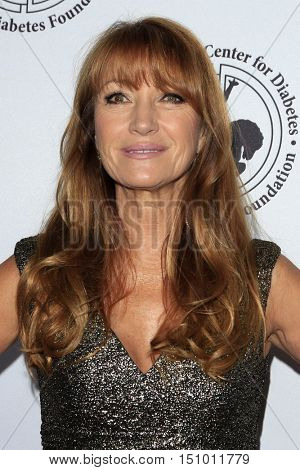 LOS ANGELES - OCT 8:  Jane Seymour at the 2016 Carousel Of Hope Ball at the Beverly Hilton Hotel on October 8, 2016 in Beverly Hills, CA