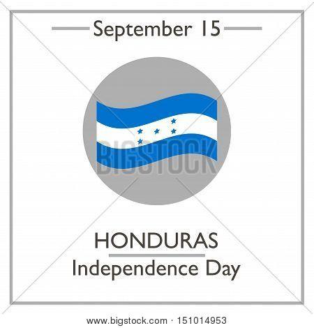 Honduras Independence Day, September 15